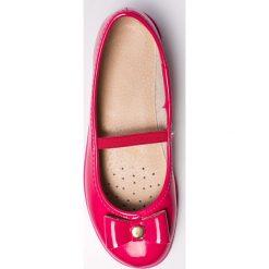 Befado - Baleriny dziecięce. Różowe baleriny damskie Befado, z gumy. W wyprzedaży za 34,90 zł.