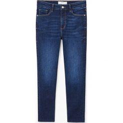 Spodnie z wysokim stanem: Mango - Jeansy Noa2
