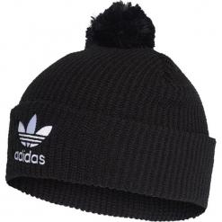 Czapka unisex Originals Beanie Pompon czarna (D98942). Czarne czapki zimowe damskie Adidas. Za 94,55 zł.