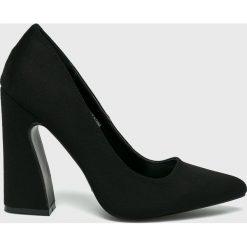 Public Desire - Czółenka. Czarne buty ślubne damskie marki Mohito, na obcasie. Za 169,90 zł.