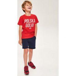 Odzież dziecięca: Krótkie spodenki dresowe - Granatowy