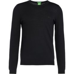 Kardigany męskie: BOSS Green CAIO Sweter black