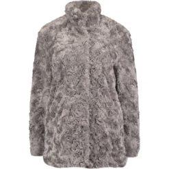 Płaszcze damskie pastelowe: Tiger of Sweden Jeans MINIMAL Płaszcz zimowy ash grey