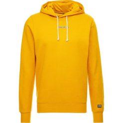 GStar RODIS BLOCK HDD SW L/S Bluza z kapturem dunkel gold. Żółte bluzy męskie rozpinane G-Star, l, z bawełny, z kapturem. Za 369,00 zł.