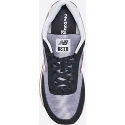 New Balance - Buty ML501RFA. Czarne halówki męskie marki New Balance. W wyprzedaży za 269,90 zł.