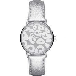 Biżuteria i zegarki damskie: Armani Exchange Zegarek silvercoloured