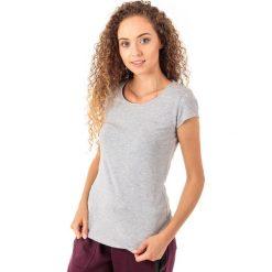 4f Koszulka damska H4Z18-TSD001 szary melanż r. L. Szare bluzki z odkrytymi ramionami 4f, l, melanż. Za 29,90 zł.