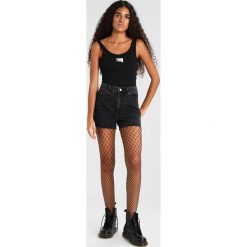 Bermudy damskie: Cheap Monday DONNA  Szorty jeansowe dust black