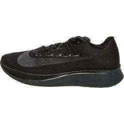 Nike Performance ZOOM FLY  Obuwie do biegania startowe black/anthracite. Czarne buty do biegania męskie Nike Performance, z materiału. W wyprzedaży za 503,20 zł.