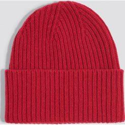 Czapki zimowe damskie: Just Female Czapka Pan – Red