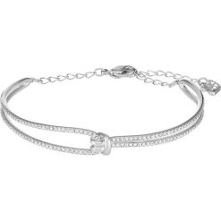 Bransoletki damskie na nogę: Swarovski LIFELONG BANGLE  Bransoletka silvercoloured