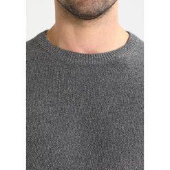 Swetry klasyczne męskie: Lindbergh Sweter grey