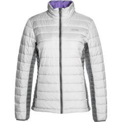 Colmar PRIMALOFT QUILTED Kurtka Outdoor cloud/graphene. Białe kurtki damskie turystyczne marki Colmar, z materiału, primaloft. W wyprzedaży za 377,55 zł.