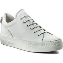 Sneakersy ICEBERG - 18EID1203A Galaxy Bianco. Białe sneakersy damskie Iceberg, z materiału. W wyprzedaży za 619,00 zł.