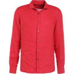 120% Lino CAMICIA UOMO Koszula red. Czerwone koszule męskie na spinki 120% Lino, l, ze lnu. W wyprzedaży za 384,30 zł.