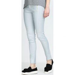 Spodnie damskie: Szare Spodnie Stand By Me