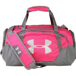 Torby podróżne: Under Armour UNDENIABLE DUFFLE 3.0 XS Torba sportowa tropic pink