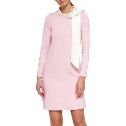 Długie sukienki: Sukienka w kolorze jasnoróżowym