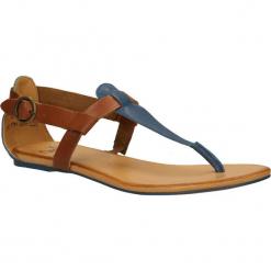 SANDAŁY CAPRICE 9-28105-24. Brązowe sandały damskie Caprice. Za 139,99 zł.