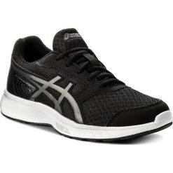 Buty ASICS - Stormer 2 T893N Black/Carbom/White 9097. Czarne buty do biegania damskie marki Asics, z materiału. W wyprzedaży za 169,00 zł.