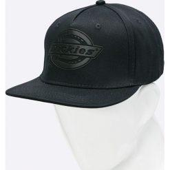 Dickies - Czapka. Szare czapki z daszkiem męskie marki Dickies, na zimę, z dzianiny. W wyprzedaży za 99,90 zł.