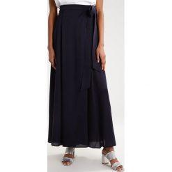 Spódniczki trapezowe: IVY & OAK Spódnica z zakładką midnight blue