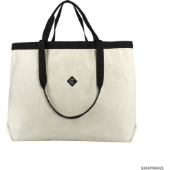 Canvas culture BASIC shopper. Brązowe shopper bag damskie Pakamera, na ramię. Za 140,00 zł.