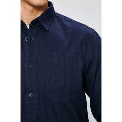 Dickies - Koszula. Szare koszule męskie na spinki marki Dickies, na zimę, z dzianiny. W wyprzedaży za 129,90 zł.