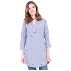 Brakeburn Koszula Damska Xs Niebieski. Czarne koszule damskie marki Fille Du Couturier. W wyprzedaży za 148,00 zł.