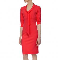 Sukienka w kolorze czerwonym. Czerwone sukienki marki YULIYA BABICH, xs, midi. W wyprzedaży za 189,95 zł.