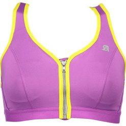 Biustonosze sportowe: Sportowy biustonosz w kolorze fioletowym