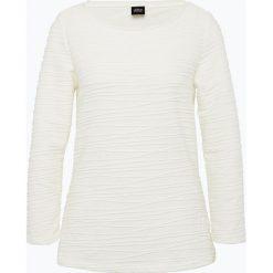 S.Oliver Black Label - Damska koszulka z długim rękawem, beżowy. Brązowe t-shirty damskie s.Oliver BLACK LABEL, s, z okrągłym kołnierzem. Za 199,95 zł.
