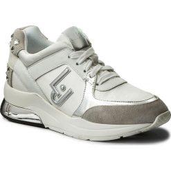 Sneakersy damskie: Sneakersy LIU JO – Running Miranda B18021 T2039 Snow White 10602
