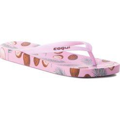 Chodaki damskie: Japonki COQUI – Kaja 1327 Coconut Pink