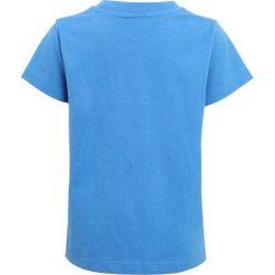 Frugi KIDS ZGREEN STANLEY APPLIQUE  Tshirt z nadrukiem sail blue. Niebieskie t-shirty męskie Frugi, z nadrukiem, z bawełny. Za 129,00 zł.