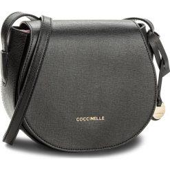 Torebka COCCINELLE - BF5 Clementine E1 BF5 15 02 02 Noir 001. Brązowe torebki klasyczne damskie marki Coccinelle, ze skóry. W wyprzedaży za 659,00 zł.