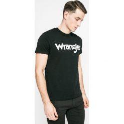 T-shirty męskie z nadrukiem: Wrangler – T-shirt