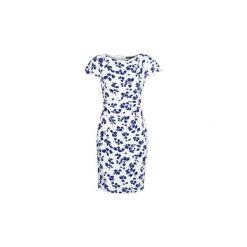 Sukienki krótkie Lauren Ralph Lauren  RIGLEY. Czarne sukienki mini marki Lauren Ralph Lauren, uniwersalny, z kontrastowym kołnierzykiem. Za 739,00 zł.
