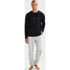 T-shirty męskie: Calvin Klein Underwear LOGO CREW NECK Koszulka do spania black
