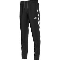 Chinosy chłopięce: Adidas Spodnie juniorskie Sereno 14 czarne r. 164 (D82941)