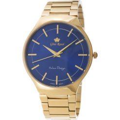 Zegarki męskie: Zegarek Gino Rossi męski Husin złoty (10938B-6D1)
