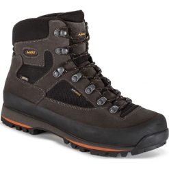 Buty trekkingowe męskie: Aku Buty męskie Conero GTX Black/Grey  r. 41 (878.4-058)
