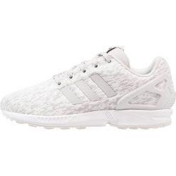 Adidas Originals ZX FLUX  Tenisówki i Trampki grey one/footwear white. Szare tenisówki męskie marki adidas Originals, z materiału. W wyprzedaży za 181,35 zł.