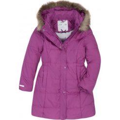 Płaszcze dziewczęce: Długi zimowy płaszcz dla dziewczynki 9-13 lat