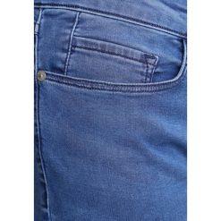 Opus EMILY Jeansy Slim fit ocean blue. Niebieskie rurki damskie Opus. W wyprzedaży za 237,30 zł.