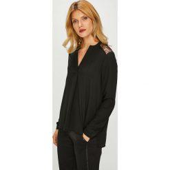 Vero Moda - Bluzka. Czarne bluzki asymetryczne Vero Moda, l, z poliesteru, casualowe. W wyprzedaży za 99,90 zł.