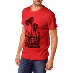 T-shirty męskie: T-shirt w kolorze czerwonym
