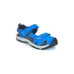 Sandały sportowe Dziecko  Teva  HURRICANE TOE PRO. Niebieskie buty sportowe chłopięce Teva. Za 181,30 zł.