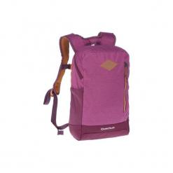 Plecak turystyczny N-Hiking 10 l. Fioletowe plecaki damskie QUECHUA, z materiału, młodzieżowe. Za 54,99 zł.
