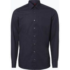 Finshley & Harding - Koszula męska – Red Label, szary. Czarne koszule męskie marki Finshley & Harding, w kratkę. Za 129,95 zł.